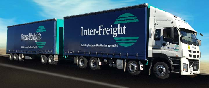 inter freight hero truck 2017